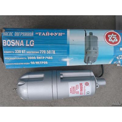 """Потопяема водна помпа """"Тайфун 2"""" от Bosna LG - Украйна"""