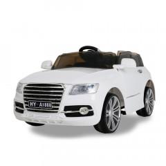 Акумулаторна кола AUDI class - A1888 с музикални ефекти/MP3 жак/USB/SD слот и дистанционно управление