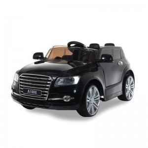 Акумулаторна кола AUDI class - A1888 с Музикални ефекти/MP3 жак/USB/SD слот и дистанционно у-ниев