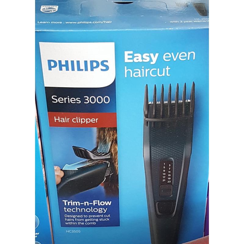 Машинка за подстригване PHILIPS Series 3000 - 24м.гаранция НОВА !!!