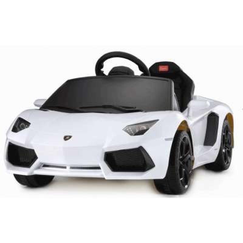 Акумулаторна кола Lamborghini с 12V батерия, ЕVA гуми, USB