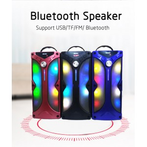 ДВОЙНА Безжична, Bluetooth колонка, тонколона модел: JBK-8816