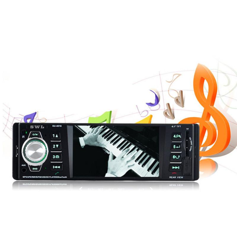 Мултимедия за кола с BLUETOOTH, DVD,USB,MP3 с 4.1 инча екран