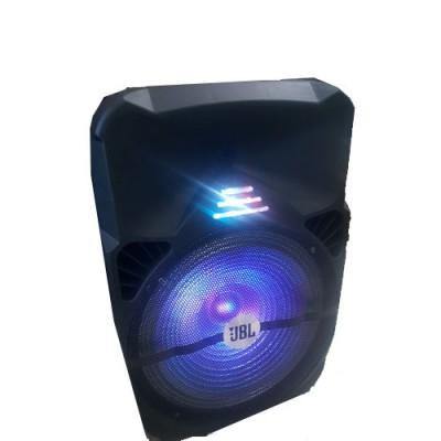 Караоке активна тонколона JBL - LT-1516BT с Bluetooth функция, 1БР. безжичен микрофон и LED светлини