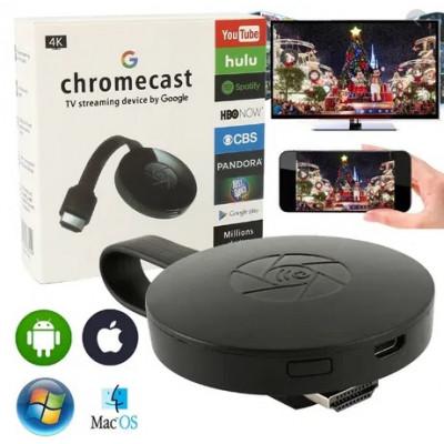 НОВ! Google Chromecast Anycast Miracast Хромкаст Миракаст