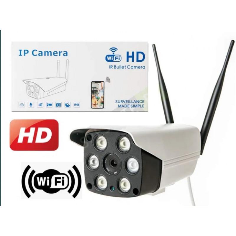 НОВА IP БЕЗЖИЧНА Wifi Смарт камера CAMERA CAD 90S10B IP 5.0mp Висок клас Цветна / smart camera