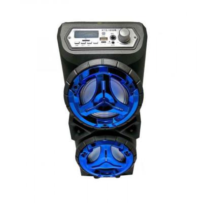 ДВОЙНА Безжична, Bluetooth колонка, тонколона модел: KTS-1052B
