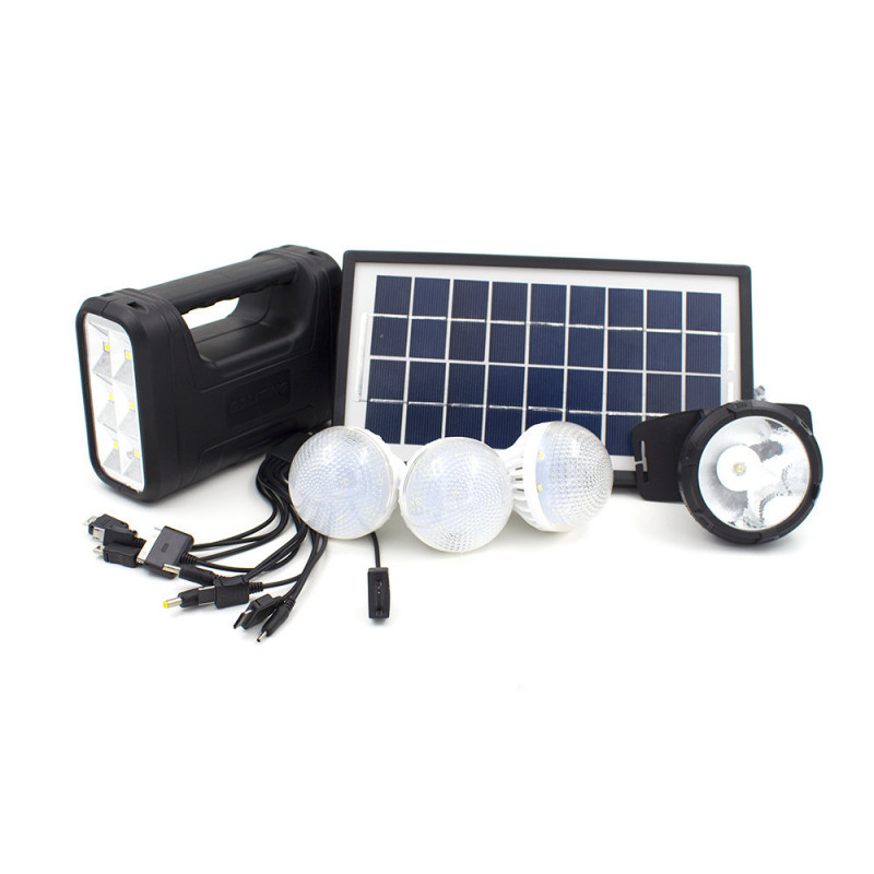 Осветителна соларна система комплект GD LITE GD-8007