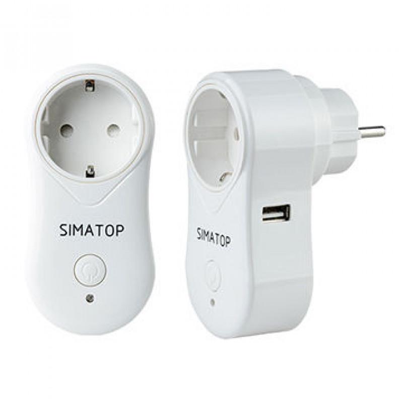 Wi-fi socket s1 series Смарт контакт ( управление на устройства със смартфон )