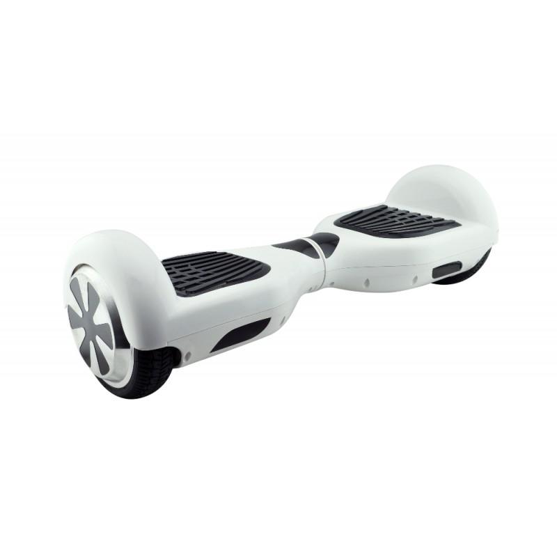 Ховърборд 8 инч бял HOVERBOARD Самобалансиращ скутер