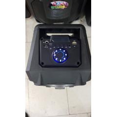 """500в двойна 6""""inch Караоке уредба KTS-1054C / Активна Колона с Bluetooth,USB,микрофон"""