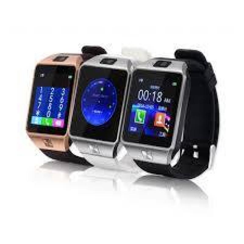 Смарт Часовник с камера DZ09 SmartWatch-камера,usb,крачкомер,фейсбук