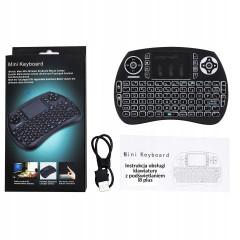 Геймърска безжична клавиатура и мишка за android, windows, ios