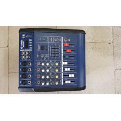 YAMAHA Миксер Аудио усилвател/ЯМАХА усилвател, Караоке, Модел: MX-4200D