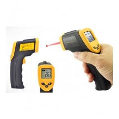 Инфрачервен безконтактен термометър DT-8380