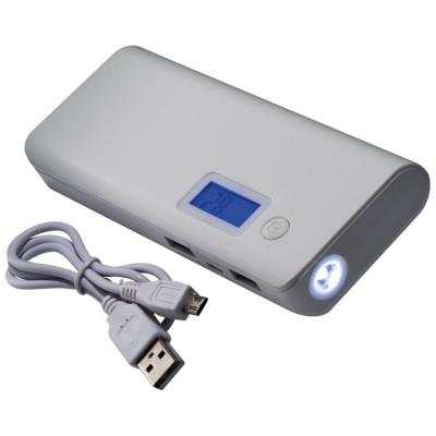 Външна батерия с дисплей - 10 000 mAh