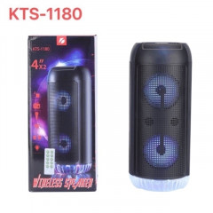KTS-1180 Колона с Bluetooth (Led осветление) и говорители