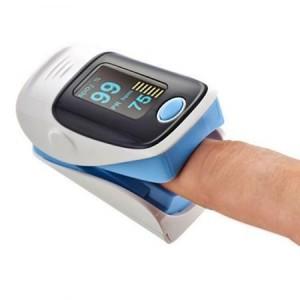 Апарат пулсов оксиметър - за измерване на кислорода и пулса