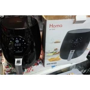 Фритюрник с горещ въздух HOMA HF-353D, 1450W, 3.5 L, 7 Програми, Черен