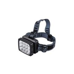 Силен акумулаторен челник фенер за глава 12 LED лов риболов туризъм къмпинг велосипед планина колело