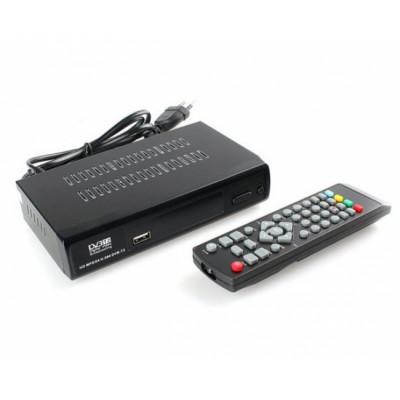 Автомобилен Цифров Декодер/тунер/приемник за 12 волта Hd Dvb-t Mpeg-4