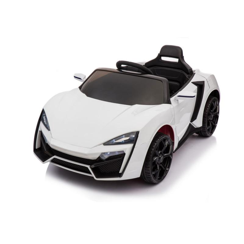 Акумулаторна кола Rock с 12Vбатерия,EVA гуми,кож.седалка