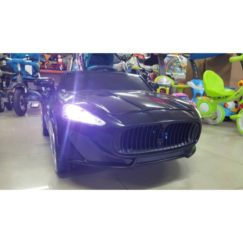 МОДЕЛ 2018г. Детска акумулаторна кола Maserati SL631 с 2.4G дистанционно управление във всички посоки