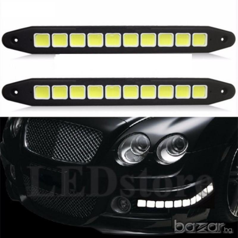 LED гъвкави дневни светлини за кола