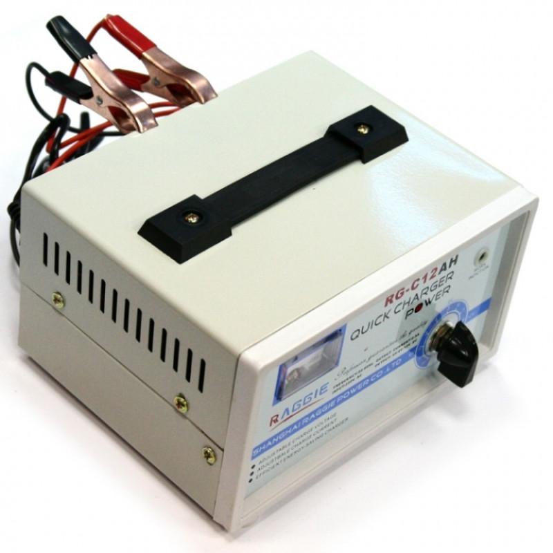 Зарядно устройство за акумулатор за автомобил кола 6V / 12V 10AMP