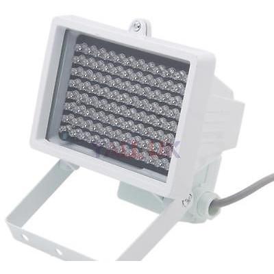 52 диода IR Инфрачервен прожектор 12 V за по-добро нощно виждане