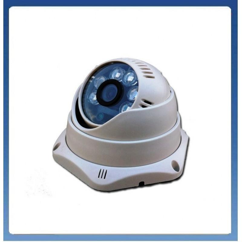 6 SMD диода Куполна камера за видеонаблюдение ВИДЕОКАМЕРА: Keshini