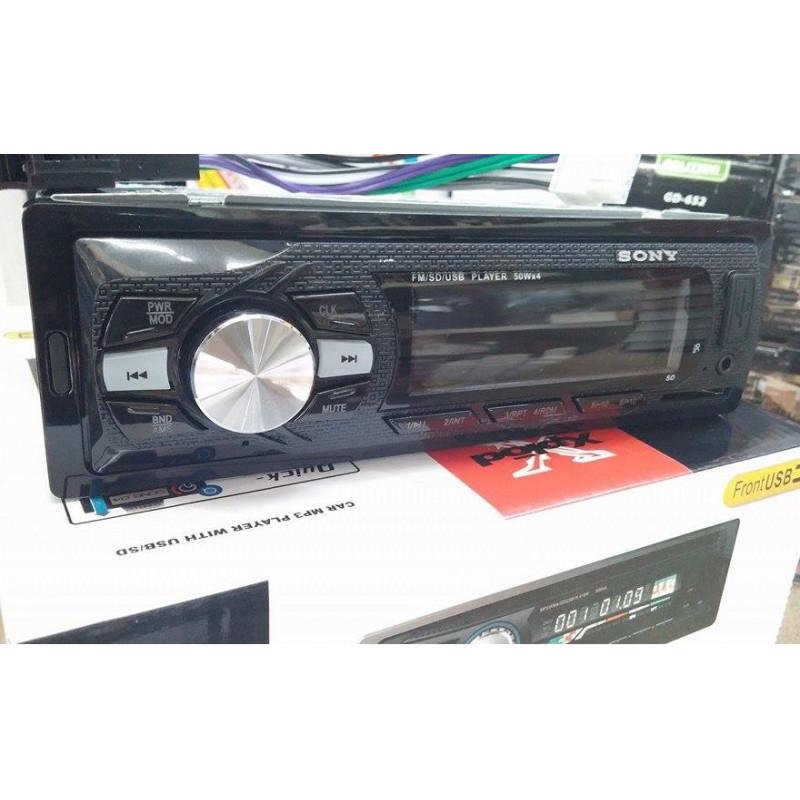 Радио SONY XPLOD CDX - GT 1239 + евро букса! Mp3,usb,sd