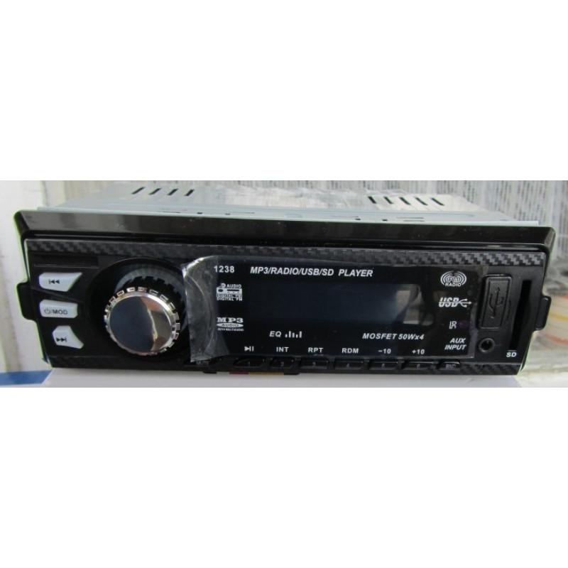 Модел:GT 12 38-Нова музика за кола/радио /mp3/usb/sd плеар ,четящ Usb flash,sd карти
