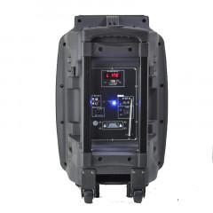 Компактна и супер мощна активна кареоке тонколона 15 инча MBA SA8800