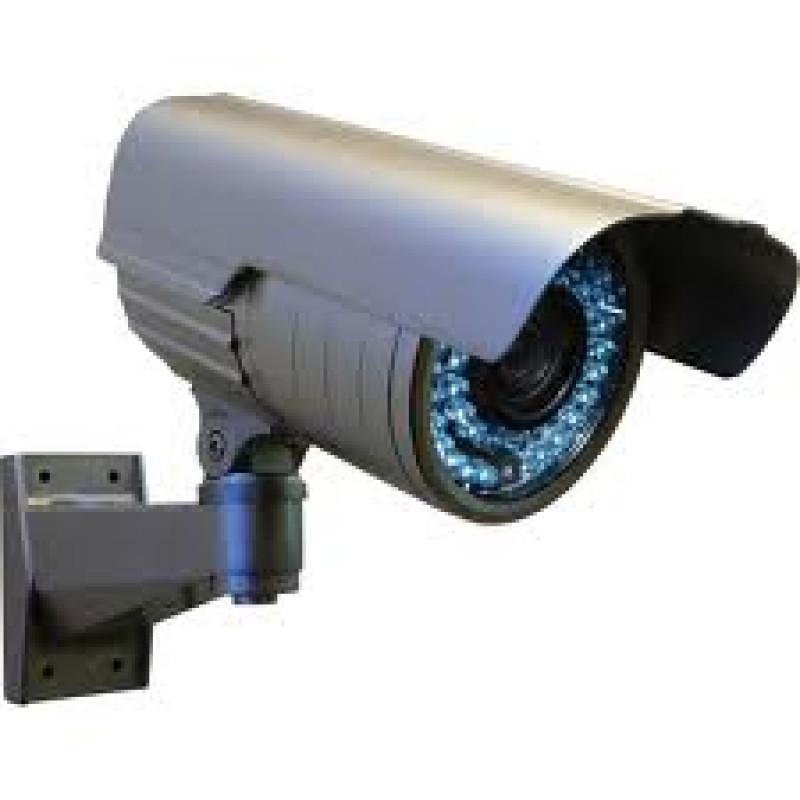 1800 Твл Цветни външни камери с нощен режим и датчик за движение- висока резолюция 3.6мм Ccd Sharp