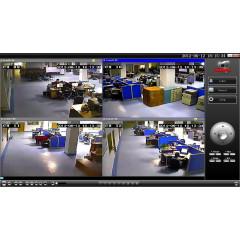 Нd Dvr видеорекордер с 8 канала Двр записващо устройство