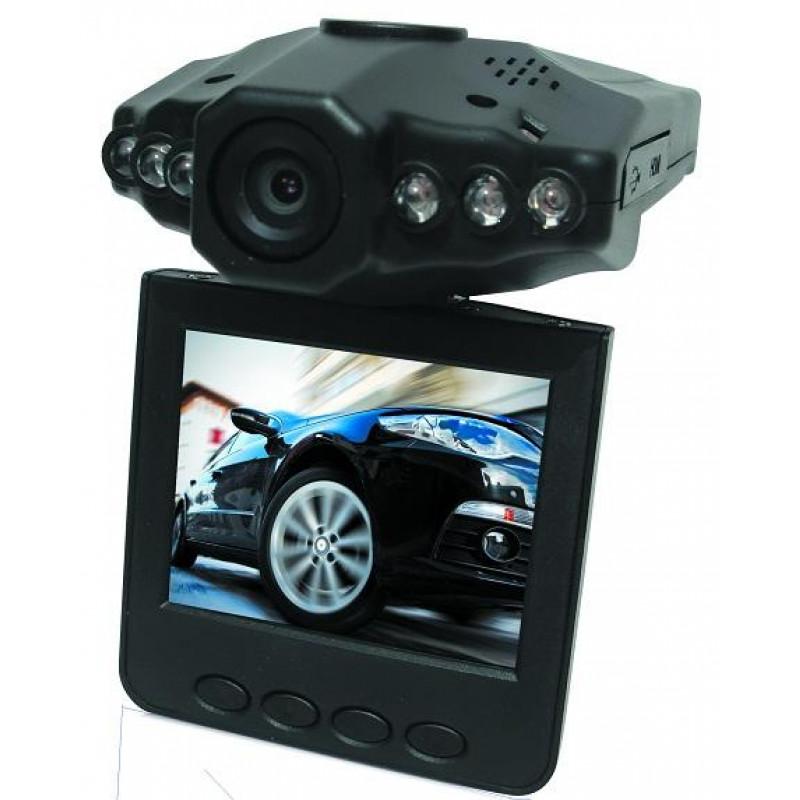 HD 1280x960 DVR регистратор, черна кутия за автомобили кола аудио видео записваща камера