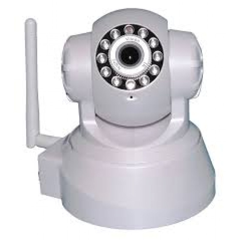 Охранителна IP безжична въртяща камера бебе монитор Wifi Wireless