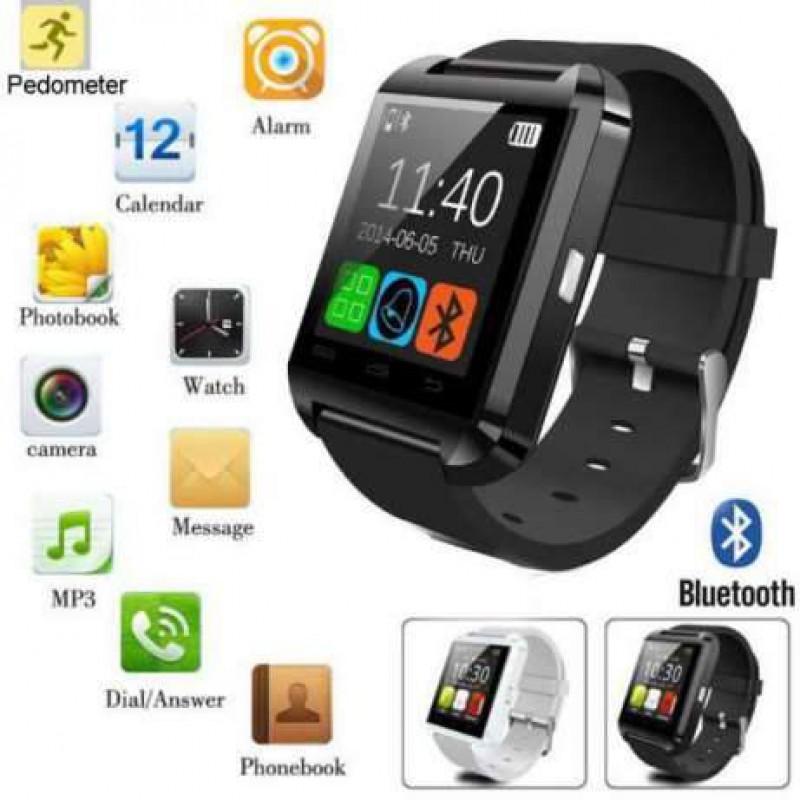Нов Смарт Часовник U80 U-watch Smartwatch smart watch