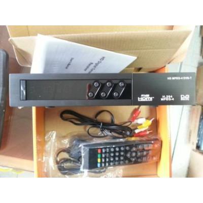 Цифров декодер Dvb T2 приемник/тунер за автомобил/камион-hdmi