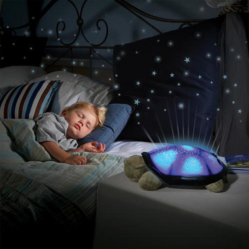 Прожектор костенурка,развлечение за детето
