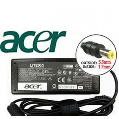 Висококачествено зарядно за лаптоп Acer 65W,19V / 3.42A 5.5*1.7мм