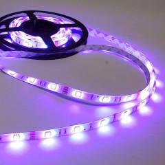 5 метра LED светлинна лента за декорация на автомобил
