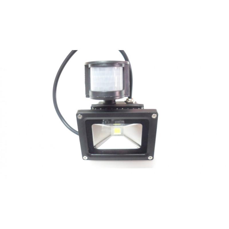 LED лампа със сензор 10 W