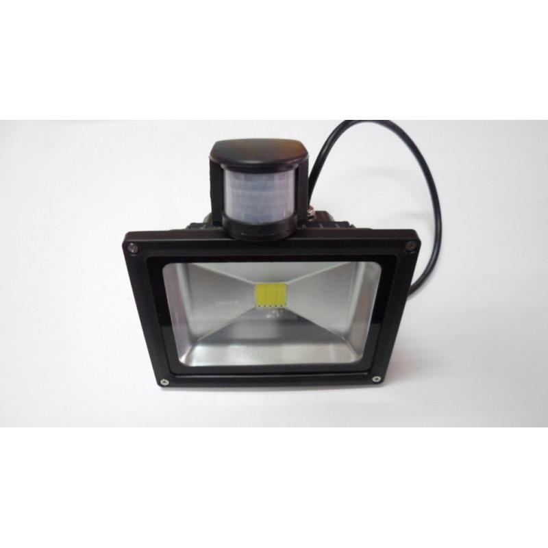LED лампа със сензор 20W