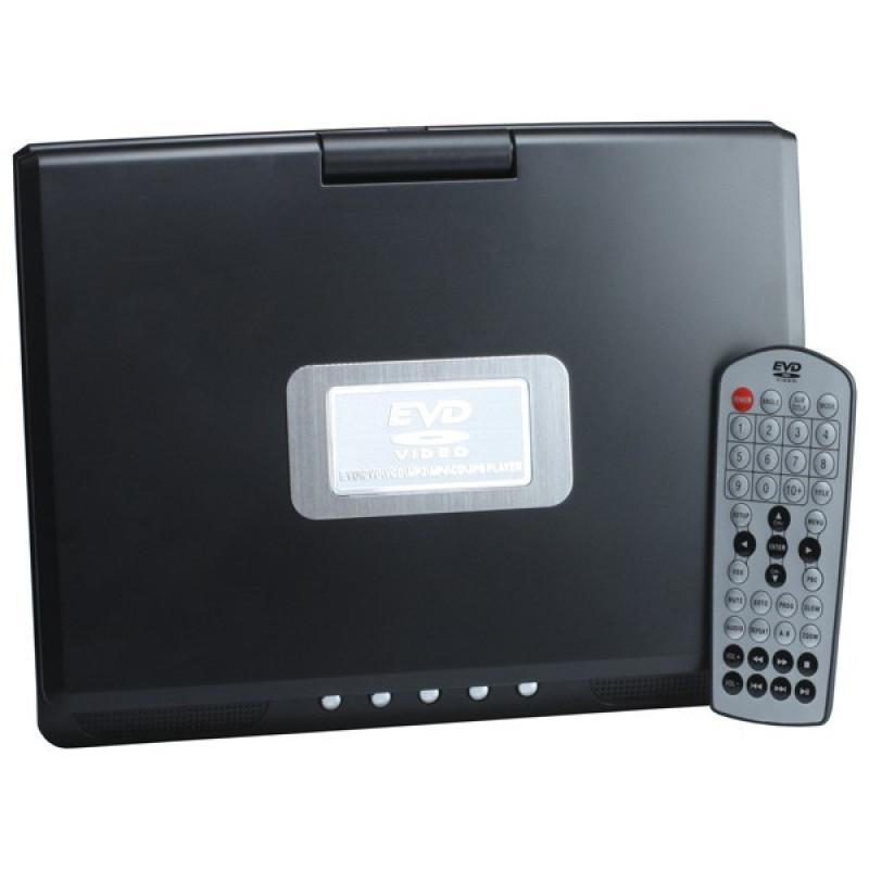 Портативен DVD плеър с телевизор със 7.8 инча дисплей
