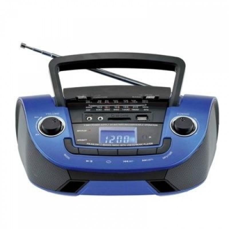 MP3,USB,SD  радио плеър FP201U