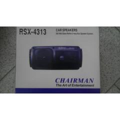 "Високоговорители ""CHAIRMAN RSX-4313"" -трилентови в кутии"