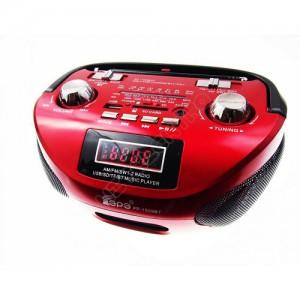 Радио/ плеър с mp3, USB, SD, Bluetooth