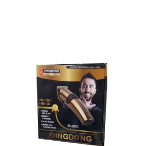 Безжична машинка за подстригване, тример, модел:  Dingdong / Dingling RF-609C